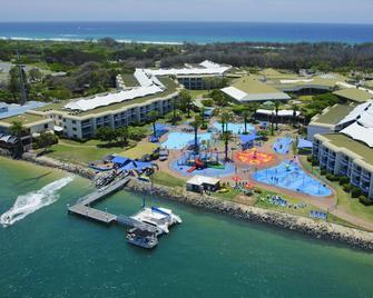 Sea World Resort - Main Beach - Außenansicht