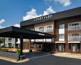 Courtyard by Marriott Charlotte Matthews - Matthews - Edificio