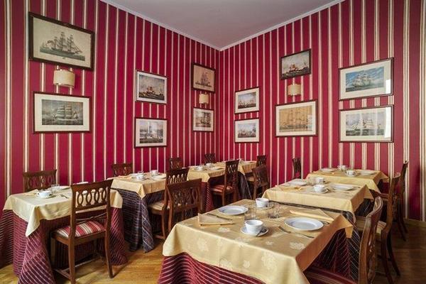 伊莎貝拉室友酒店 - 佛羅倫斯 - 佛羅倫斯 - 餐廳
