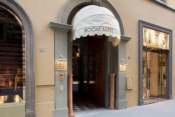 Room Mate Isabella - Φλωρεντία - Θέα στην ύπαιθρο