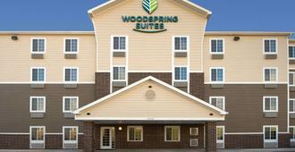Woodspring Suites San Angelo - San Angelo