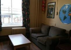 C&N Backpackers Hostel - Vancouver - Vancouver - Salon