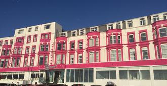 Tiffanys Hotel - Blackpool - Edificio