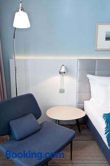 Hotel Am Meer & Spa - Binz - Bathroom