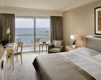 Mövenpick Hotel Beirut - Бейрут - Bedroom