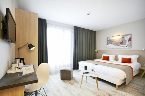 基里雅德卓越瓦纳中心蓋爾酒店 - 瓦訥 - 瓦納 - 臥室