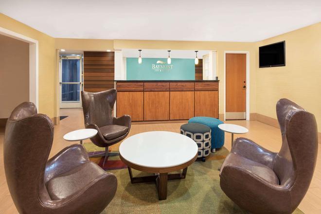 Baymont by Wyndham Savannah Midtown - Savannah - Lounge