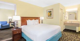 Baymont by Wyndham Savannah Midtown - Savannah - Camera da letto