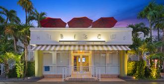Best Western Hibiscus Motel - Key West - Bygning
