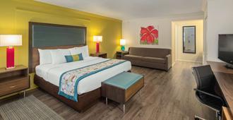 Best Western Hibiscus Motel - Key West - Bedroom