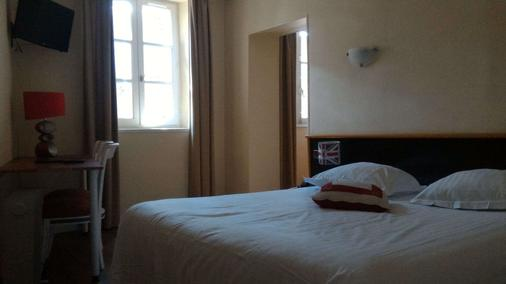 Hôtel Victoria - Draguignan - Bedroom