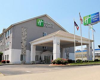 Holiday Inn Express & Suites Harrison - Harrison - Building