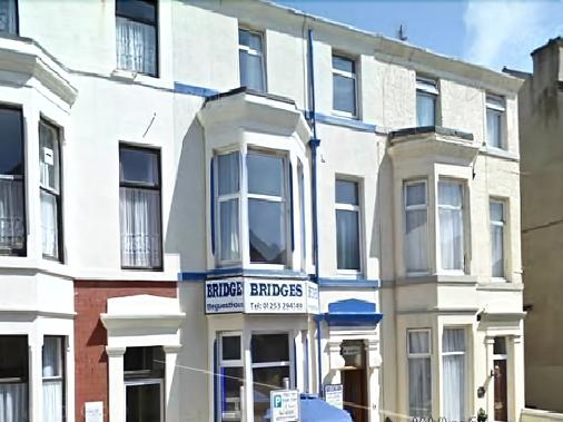 Bridges Guesthouse - Blackpool - Building