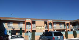 Americas Best Value Inn-Mojave - Mojave - Building
