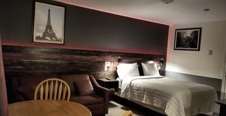Silverwood Inn & Suites - Fredericton - Makuuhuone