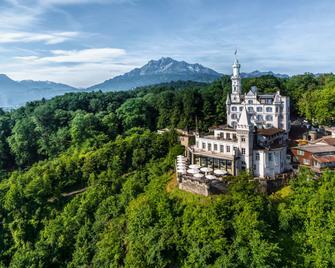 Chateau Guetsch - Luzern - Gebäude