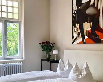 Hotel Drei Kronen - Lippstadt - Bedroom