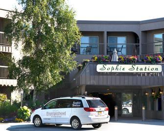 Sophie Station Suites - Fairbanks - Gebäude