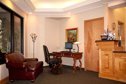 Sophie Station Suites - Fairbanks - Business centre