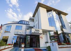Hotel Sirena - Cesenatico - Rakennus