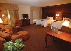 Hampton Inn & Suites Chesapeake-Battlefield Blvd. - Chesapeake - Bedroom
