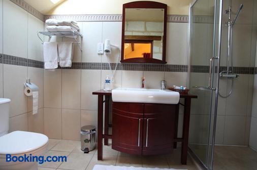Chateau De Belle Poule - Les Ponts-de-Cé - Bathroom