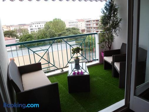 Le Bellini - Lyon - Balcony