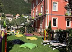 Holiday IV Gardan - Рива-дель-Гарда - Патіо