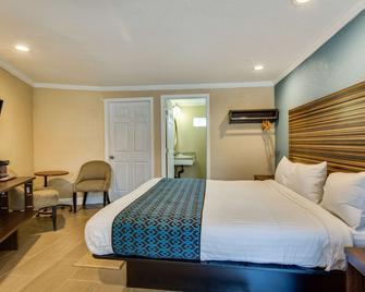 Americas Best Value Inn Richmond San Francisco - Richmond - Ložnice