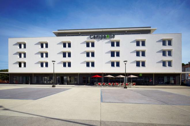 Campanile Alès Centre - Cévennes - Alès - Κτίριο