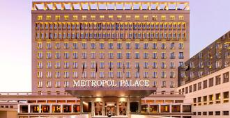 Metropol Palace, a Luxury Collection Hotel, Belgrade - Belgrad - Rakennus