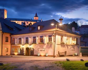 Hotel u Martina - Rožmberk nad Vltavou - Building