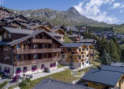 Hotel Slalom - Bettmeralp - Building