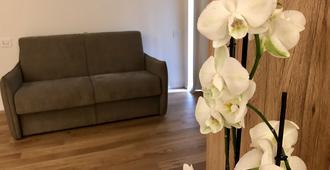 Domus Regina - San Benedetto del Tronto - Living room
