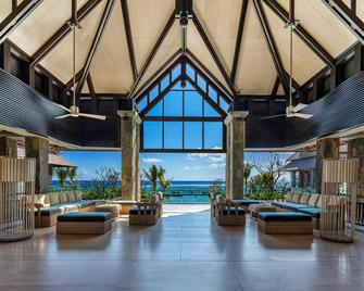 The Westin Turtle Bay Resort & Spa, Mauritius - Balaclava - Recepción