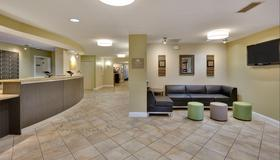 Candlewood Suites Market Center - Dallas - Lobby