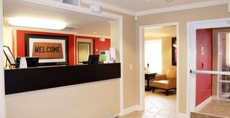 Extended Stay America Suites - Memphis - Airport - ממפיס - דלפק קבלה