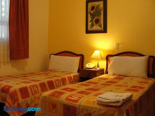 Hotel Casa González - Mexico City - Bedroom