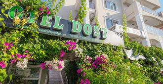 Otel Dost - מרמריס - בניין