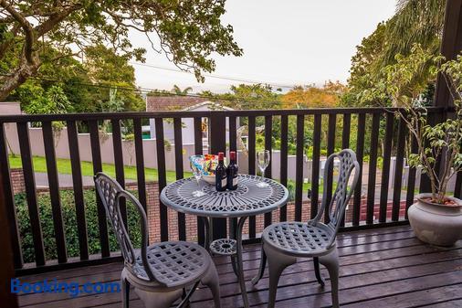 Westville Bed & Breakfast Guest House - Durban - Balcony