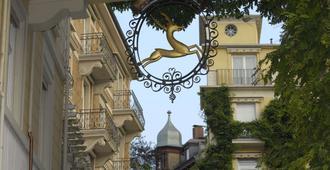 Heliopark Bad Hotel Zum Hirsch - Baden-Baden