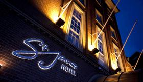 St James Hotel, BW Premier Collection - Nottingham - Building