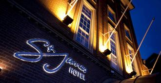 St James Hotel, BW Premier Collection - Nottingham - Bygning