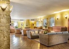 Cruccuris Resort - Villasimius - Lounge