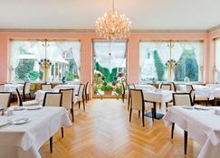 Wittelsbacher Hof Swiss Quality Hotel - Garmisch-Partenkirchen - Oleskelutila