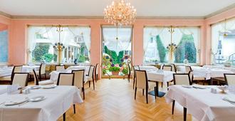 Wittelsbacher Hof Swiss Quality Hotel - גרמיש-פרטנקירכן - טרקלין