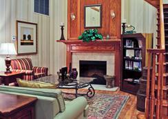 佛羅里達州西傑克遜維爾卡爾森麗怡酒店 - 傑克遜維爾 - 杰克遜維爾(佛羅里達州) - 休閒室