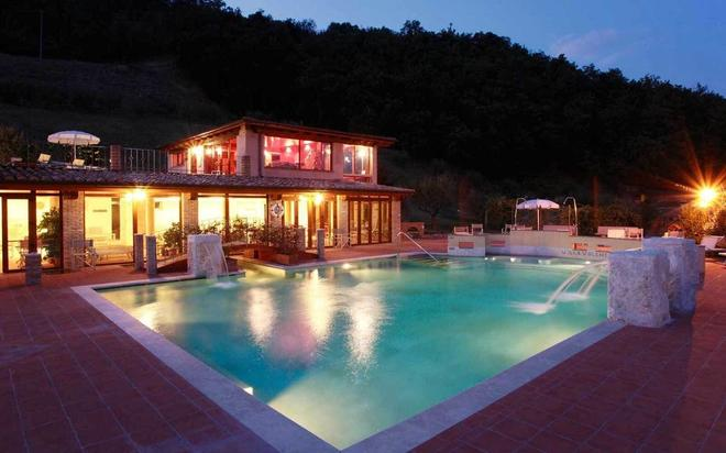 Villa Valentina Spa - Umbertide - Pool