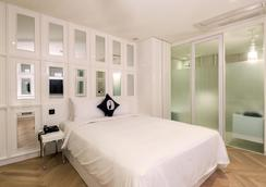Hotel The Designers Lyj Gangnam Premier - Seoul - Bedroom