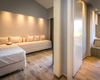 Hotel Zoe - Limenaria - Living room
